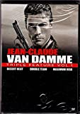Jean-Claude Van Damme - Triple Feature - Vol.1 (Desert Heat/Double Team/Maximum Risk) (Boxset) DVD