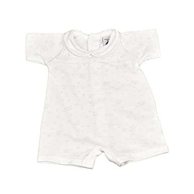 BABIDU 14234 Pelele Estrellas, Unisex bebé, Azul (Celeste 001), 68 (Tamaño del Fabricante:6): Amazon.es: Ropa y accesorios