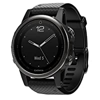 Deals on Garmin fenix 5S Sapphire Edition Multi-Sport Training GPS Watch