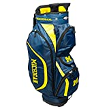 Team Golf NCAA Clubhouse Cart Bag, Michigan