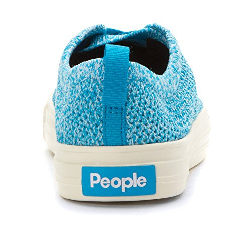 People Footwear - Zapatillas para hombre multicolor Negro y blanco Hawaiian Blue-Yeti White-Picket White