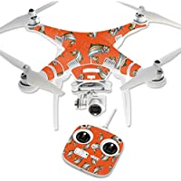 Skin For DJI Phantom 3 Standard – Trout Collage | MightySkins Protective, Durable, and Unique Vinyl Decal wrap cover | Easy To Apply, Remove, and Change Styles | Made in the USA