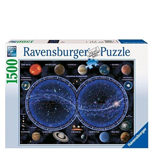 Ravensburger Celestial Map - 1500 Piece Puzzle