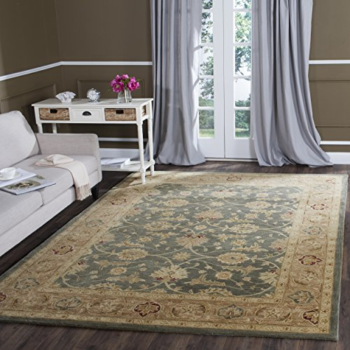 Safavieh AT849B-8 Antiquities Collection Handmade Traditional Oriental Area Rug, 7'6