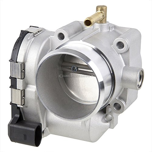 New Throttle Body For VW Beetle Golf Jetta & Audi TT Quattro - BuyAutoParts 47-60018AN New