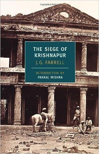 Book The Siege of Krishnapur by Farrell, J.G.. (NYRB Classics,2004)