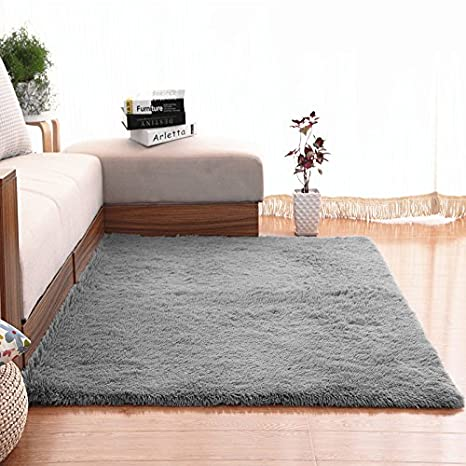 Genial Soft Area Rugs, NUOKIM Nursery Rugs For Baby, Thin Carpet For Kids Bedrooms,
