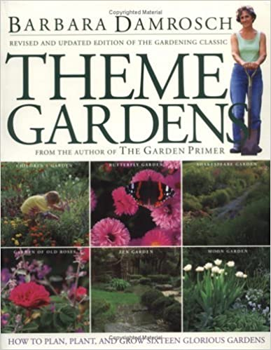 Book Theme Gardens: Revised Edition by Barbara Damrosch (2000-01-08)