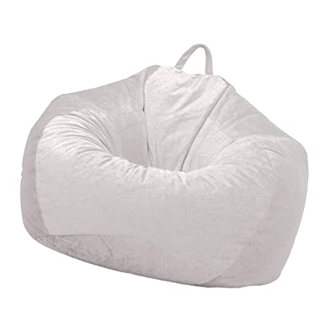 Fantastic Amazon Com B Blesiya Extra Large Bean Bag Chair Cover Dailytribune Chair Design For Home Dailytribuneorg