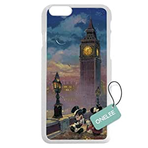 Diy For LG G2 Case Cover Disney Mickey Mouse Diy For LG G2 Case Cover Hard Plastic - White 03