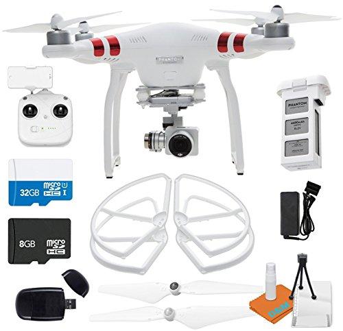 DJI Phantom 3 Standard Quadcopter Drone with 2.7k Video