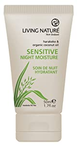 Living Nature Sensitive Skin Night Moisture Cream