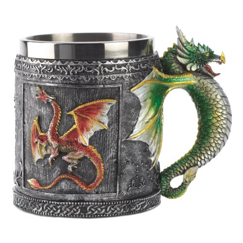 Royal Dragon Serpent Medieval Collectible product image