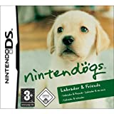 Nintendogs Labrador Retriever DS Lite DSi Game NEW PAL