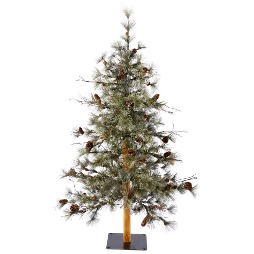 Vickerman Dakota Pine Alpine Tree (Pine Trees Christmas)
