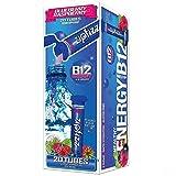 Zipfizz Healthy Energy Drink Mix, Blueberry Raspberry, 20 Count by Zipfizz