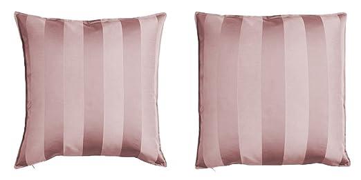 Ikea funda de cojín/Funda de almohada de 50 x 50 cm en rosa ...