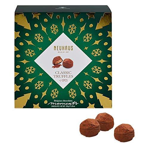 NEUHAUS Belgian Chocolate 2019 Holiday Truffles (Best Chocolate In The World 2019)