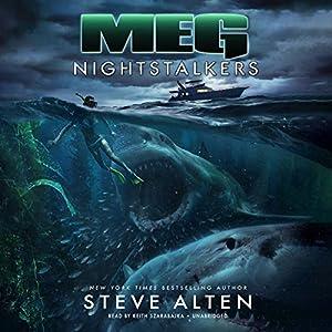 Amazon Com Meg Nightstalkers The Meg Series Book 5