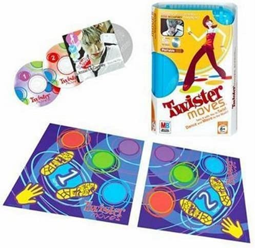 Twister Moves (New) by Hasbro: Amazon.es: Juguetes y juegos