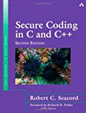 Secure Coding in C and C++, Seacord, Robert C., 0321822137