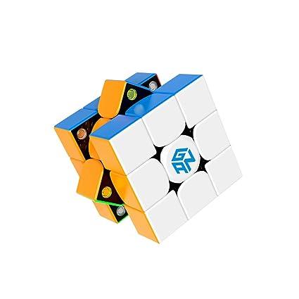 Amazon com: GAN 356 X, 3x3 Magnetic Speed Cube Gans 356X