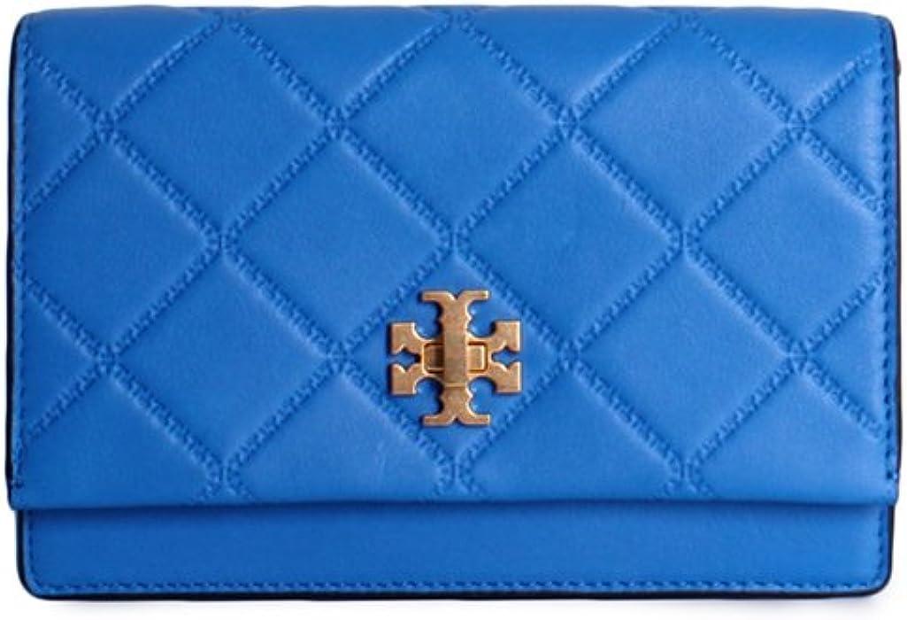 0e915e4f712 Amazon.com  Tory Burch Georgia Turn-Lock Mini Bag in Galleria Blue ...