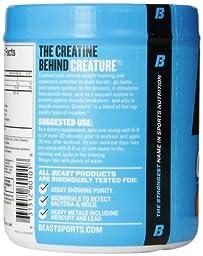 Beast Sports Nutrition, Creature Creatine Complex, Citrus, 10.5 Ounce