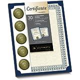 Southworth Certificate Kit Ensemble, 105 Pound, 30 Pieces (CT3ENS)