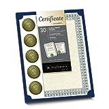 Southworth Certificate Kit Ensemble,24 Pounds, Ivory, 10/10/10 Count (CT3ENS)