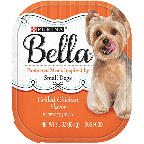 Purina Bella Savory Juices Bundle Of Joy Grilled Chicken Flavor Wet Dog Food – (24) 3.5 Oz. Trays