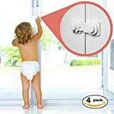 Moreideas Baby Safety Locks, Child Proof Cabinet Lock...