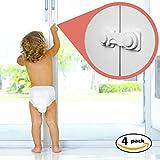 Moreideas Baby Safety Locks, Child Proof Cabinet Lock...