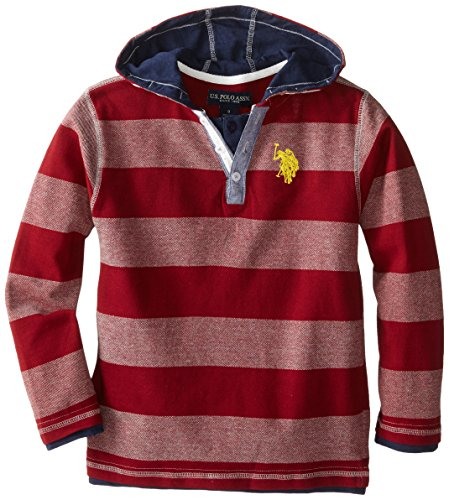 us-polo-assn-big-boys-striped-pique-hoodie-red-heather-grey-18