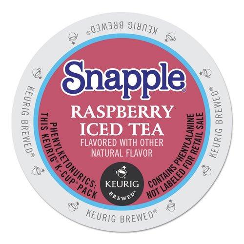 (Snapple Iced Tea, Raspberry, 22 Count)