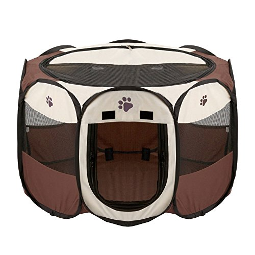 Canine Cushion Round Bed - 7