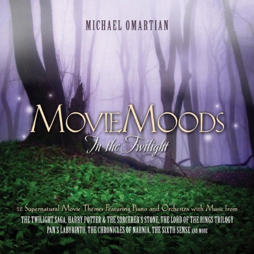 Movie Moods: In The Twilight - 12 Supernatural Movie Themes Featuring Piano And Orchestra