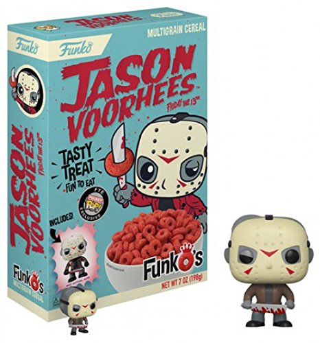 Friday the 13th Jason Voorhees FunkO's Cereal ()