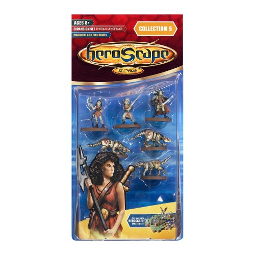 Heroscape Expansion Set Collection 5: Warriors and (Heroscape Collection)