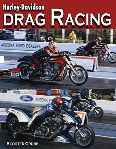 Harley-Davidson Drag Racing by Enthusiast Books