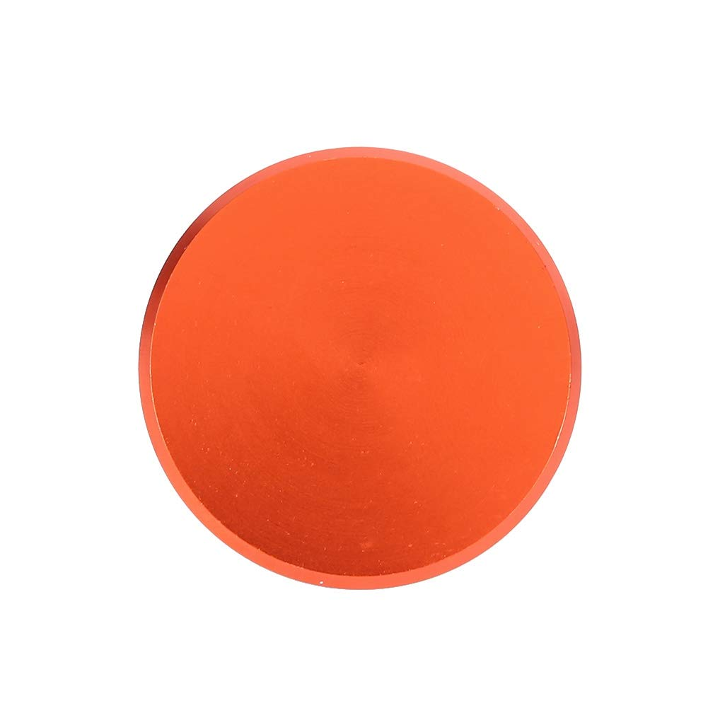 Enchufe del limpiaparabrisas del autom/óvil limpiaparabrisas trasero del veh/ículo Kit de tapa del tap/ón de eliminaci/ón de accesorios Accesorio para Civic RSX Integra rojo