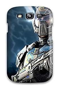 Janice K. Alvarado's Shop Perfect Tpu Case For Galaxy S3/ Anti-scratch Protector Case (planetside 2 Light Assault)