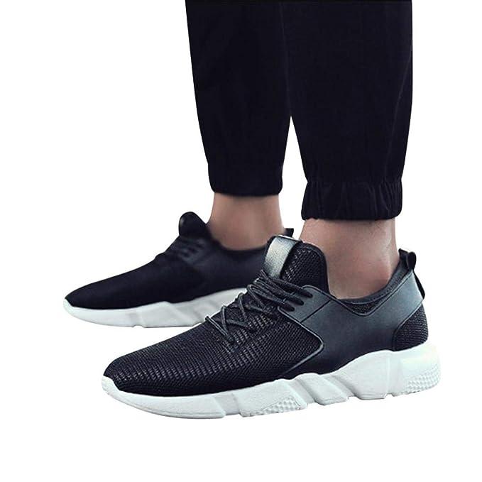 0b78fa93bb Zapatillas Mujer BBestseller Zapatillas Running Vestidos playeros Zapatos de  Seguridad para Mujer Zapatillas de Vestir Gym Shoes Zapatillas: Amazon.es:  Ropa ...