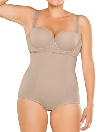 057bfd389b76c Image Unavailable. Image not available for. Color  Leonisa Tummy Reducer  High Waist Panty Shaper ...