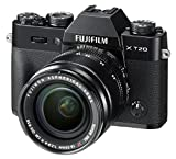 Fujifilm X-T20 Mirrorless Digital Camera w/XF18-55mmF2.8-4.0 R LM OIS Lens-Black - Best Reviews Guide