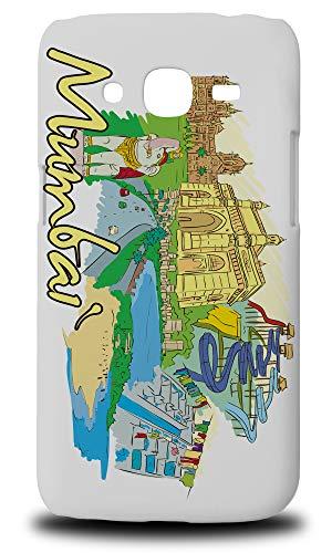 Mumbai India Hard Phone Case Cover for Samsung Galaxy J2 (2016) -  Foxercases, 3510-SG-J2-16