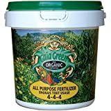 Gaia Green Organic 4-4-4 All Purpose Fertilizer 2kg