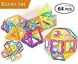 ZTOZZ Magnetic Blocks Table Game (64)