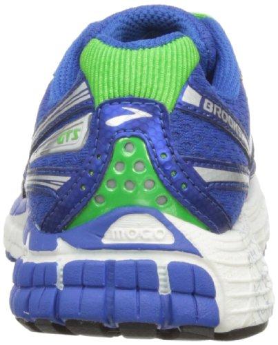 Browar Timing Systems Adrenaline Gts B - deportivas bajas Unisex Niños Azul/Verde