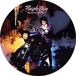 Purple Rain (Picture Disc)(Vinyl)
